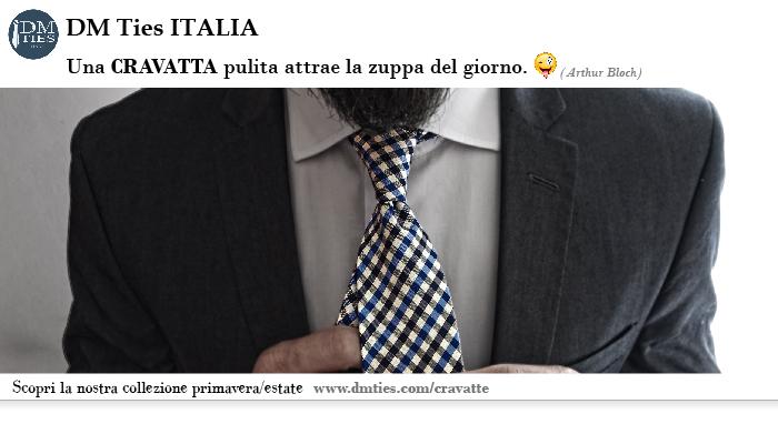 cravatte collezione primavera estate