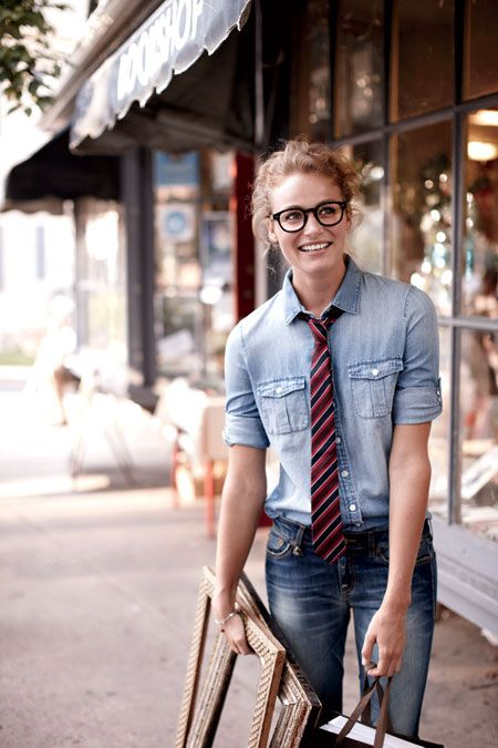 cravatta femminile