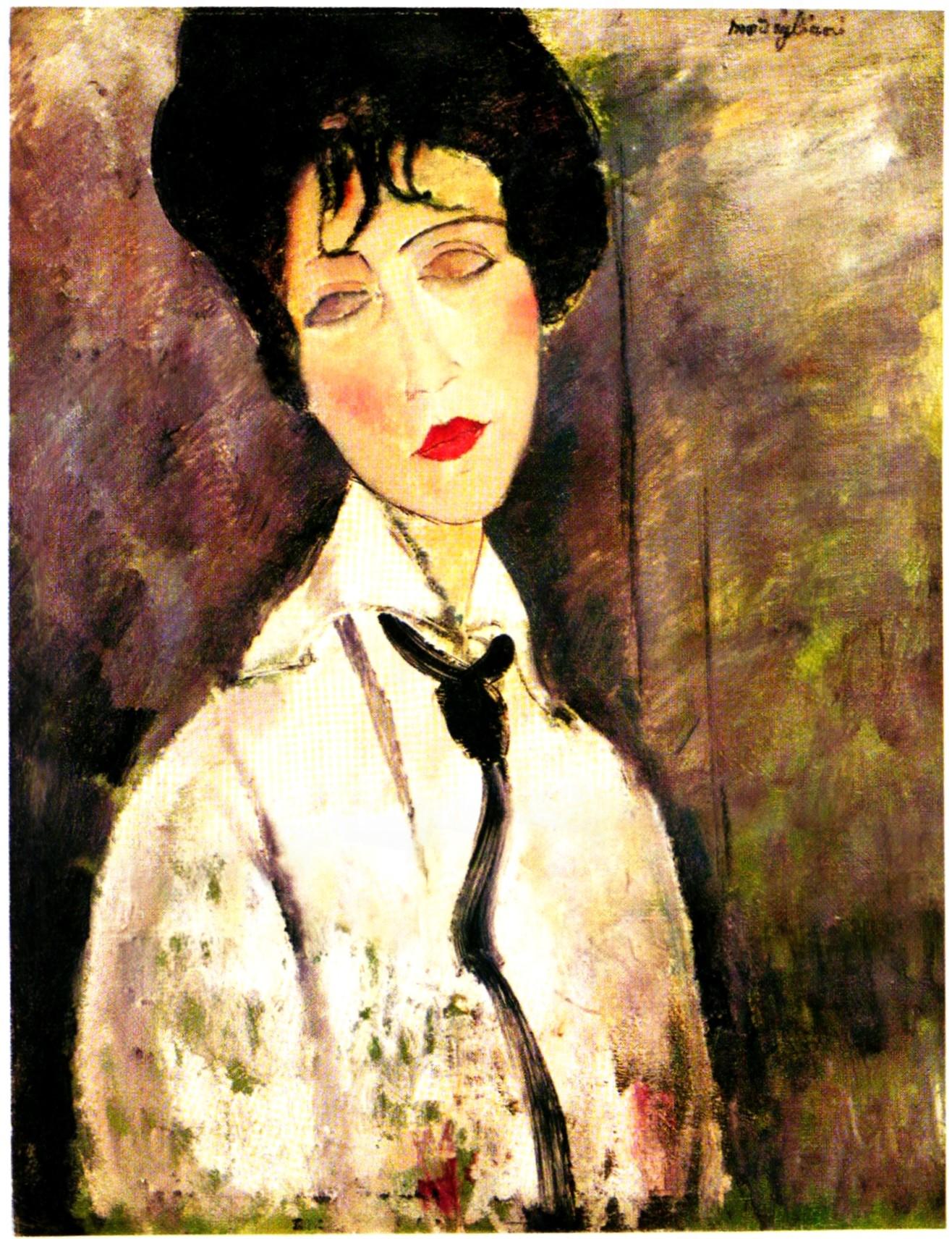 Donna in cravatta: femminilità e originalità - Cravatte ...