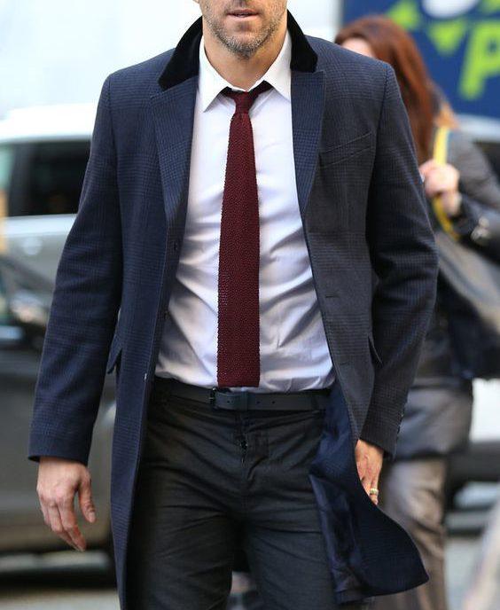 Abbinamento cravatta a maglia