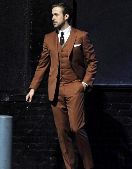 Ryan Gosling stile
