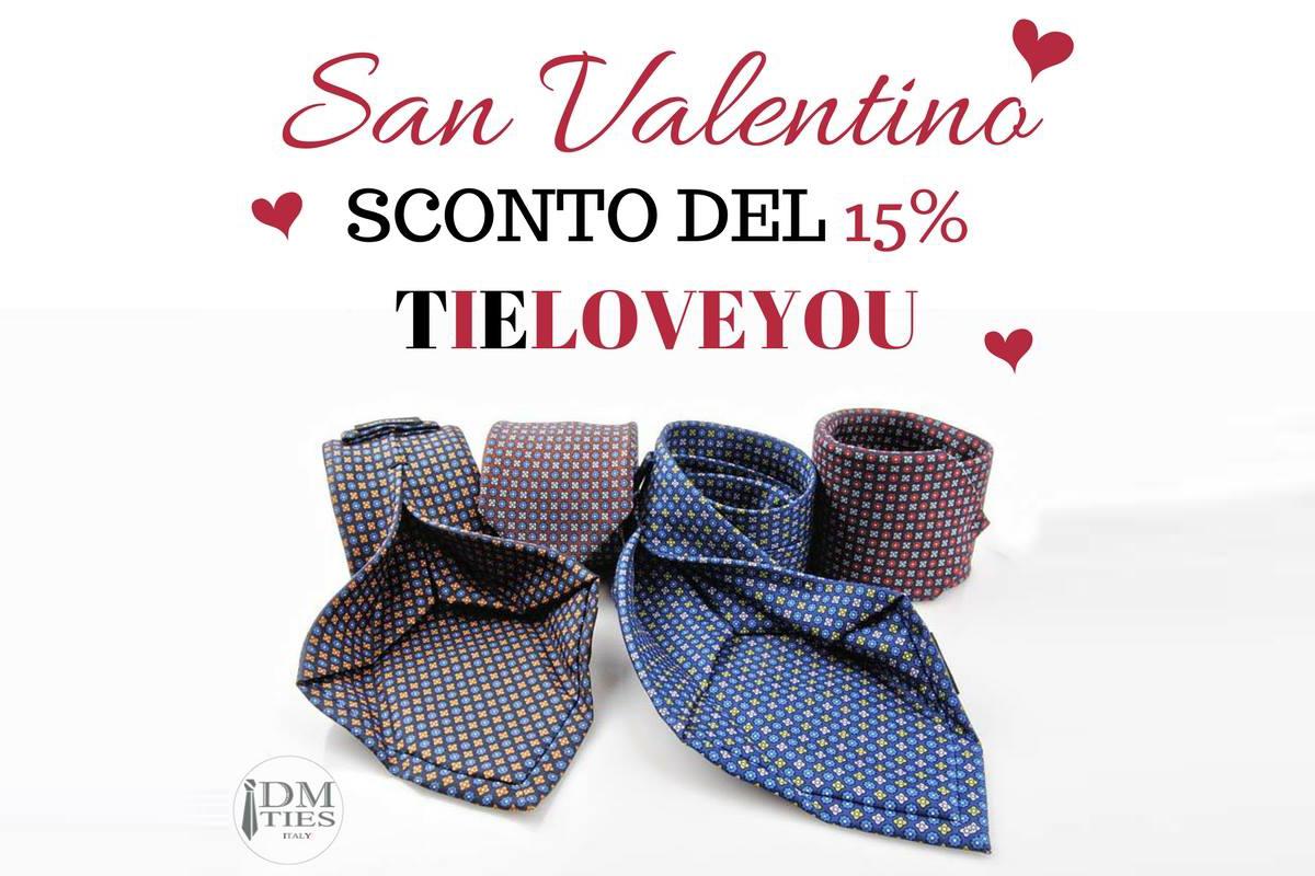 2961228e0b Idee regalo per San Valentino: non solo cioccolatini! - Cravatte ...