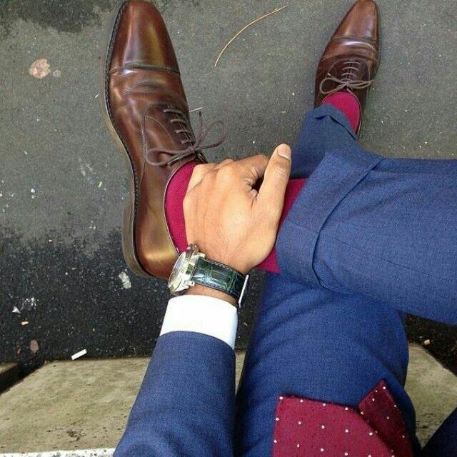 Scarpe in pelle per uomo