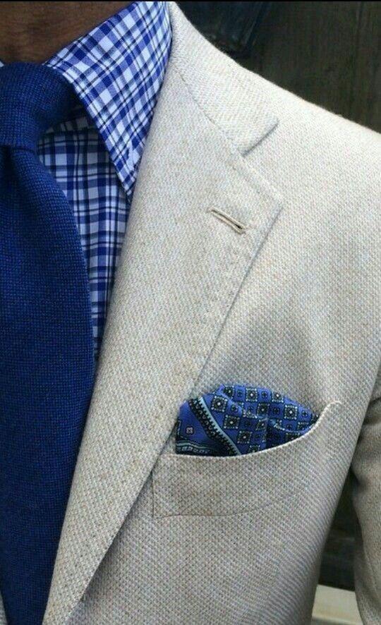 Cravatta lapis blue