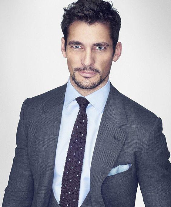 Cravatta tricot a pois