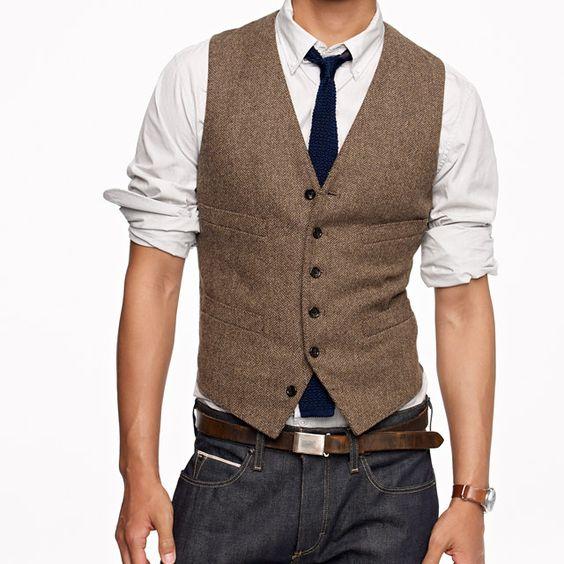Cravatta in maglia come abbinare