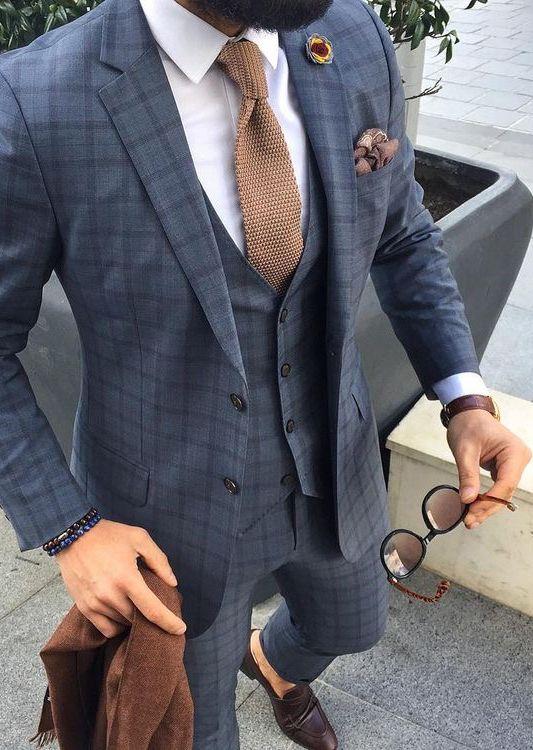 Cravatta Hazelnut