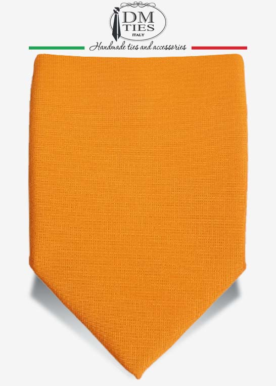cravatta senape