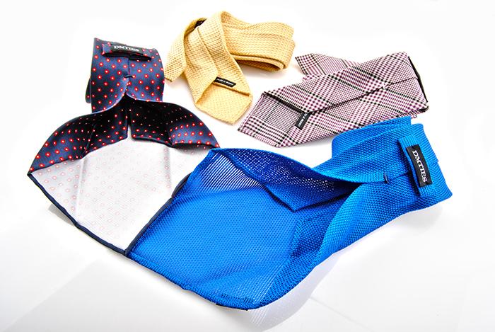 Cravatte Sette Pieghe sfoderate