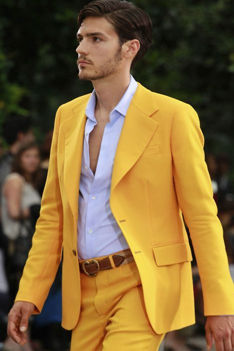 Tendenze moda uomo primavera 2018