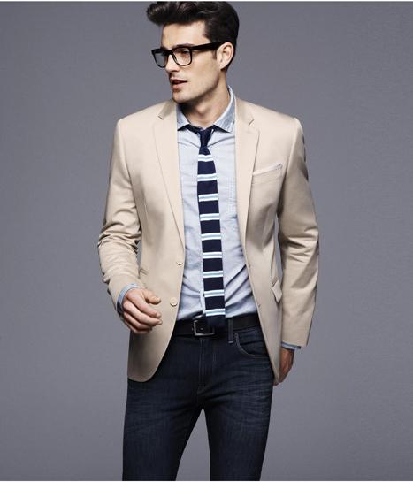 Cravatta a strisce
