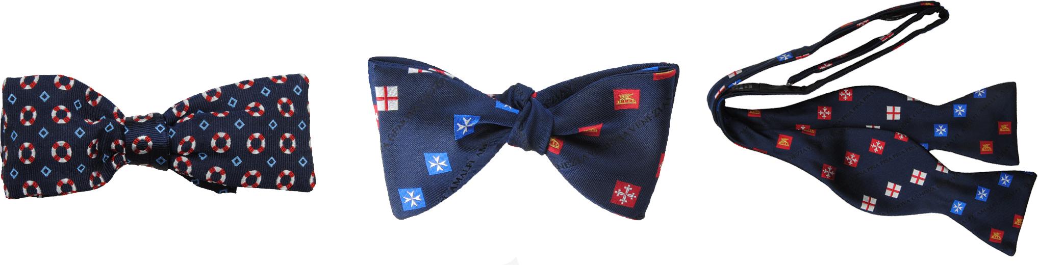 cravattino marinaro