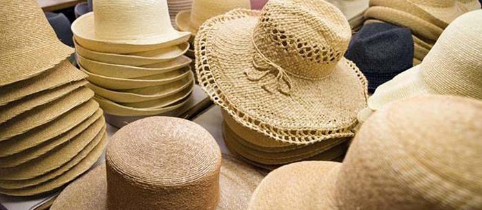 cappello di paglia fiorentino