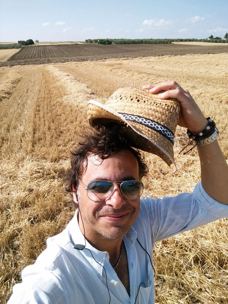 cappello di paglia moda