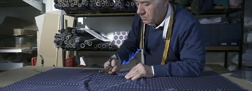 cravatte artigianali