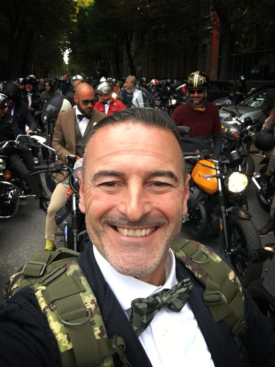 Massimiliano Colombo rider