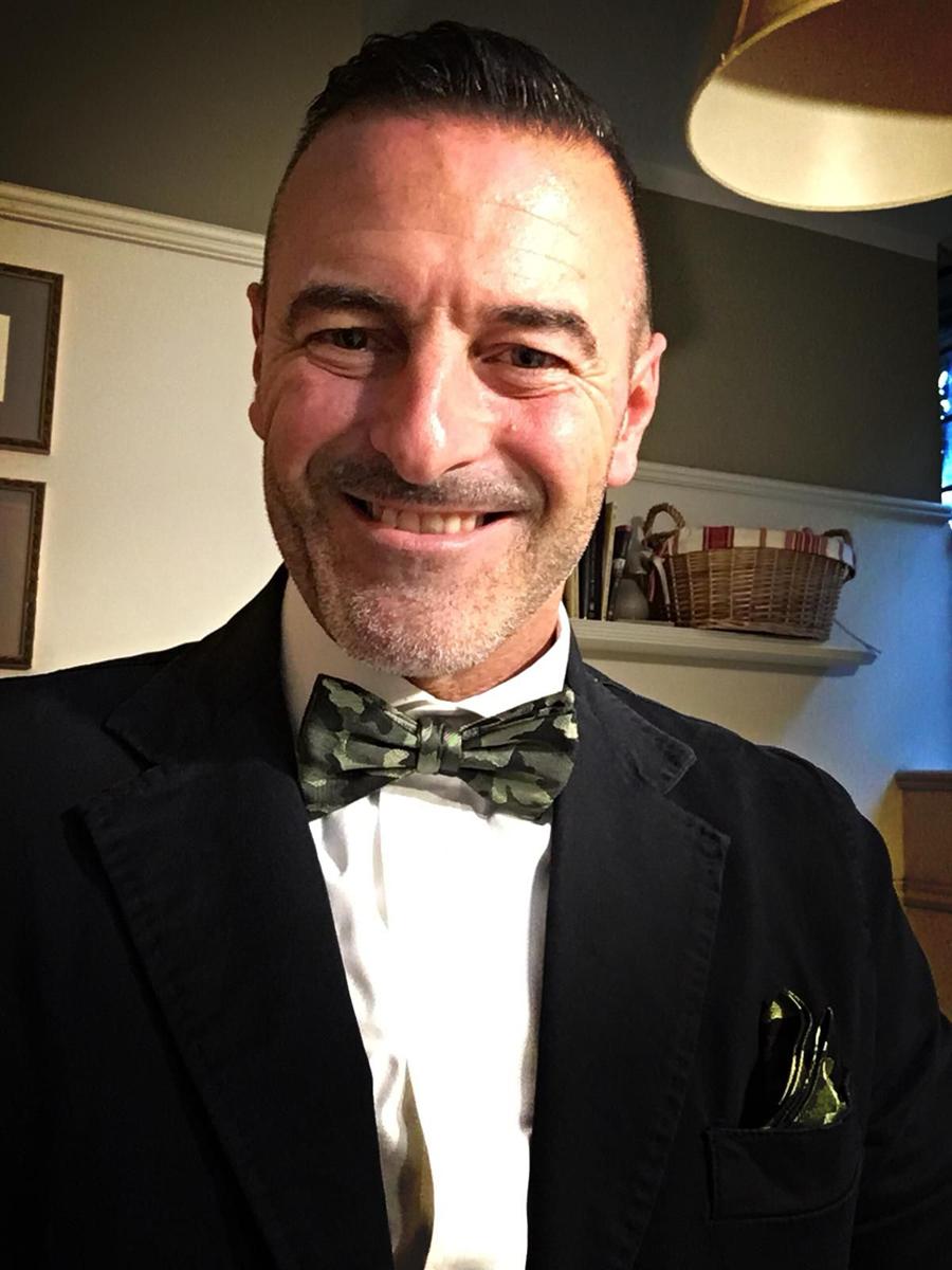 Massimiliano Colombo scrittore