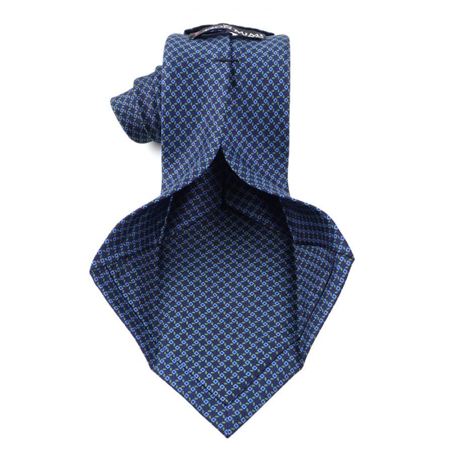 Cravatta sette pieghe elegantissima