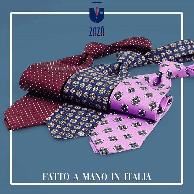 Cravatte sartoriali Zazà linea giovane
