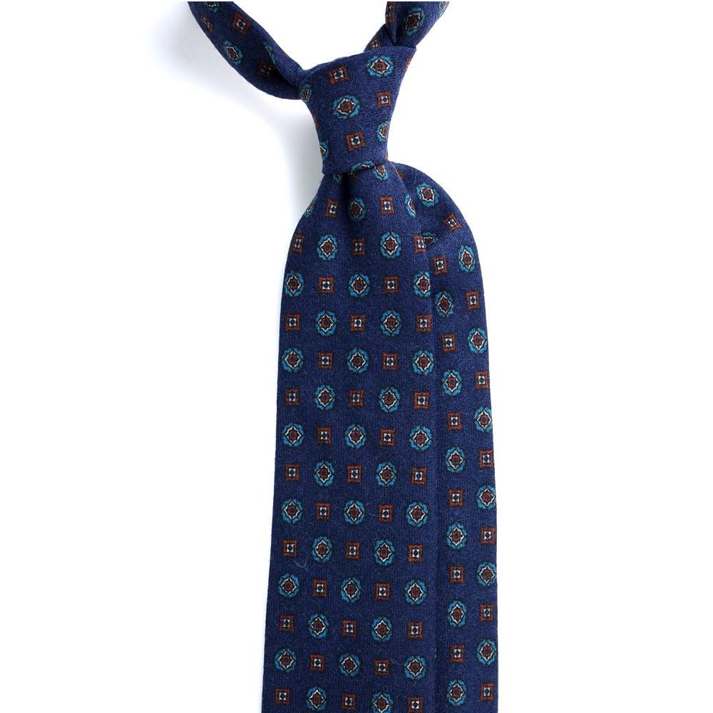 cravatta classic blue 2020