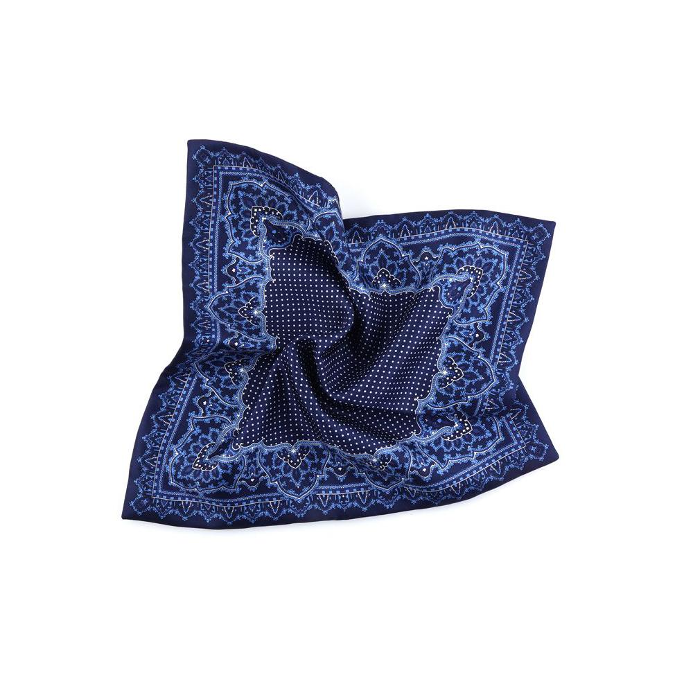 Fazzoletto da taschino classic blue 2020