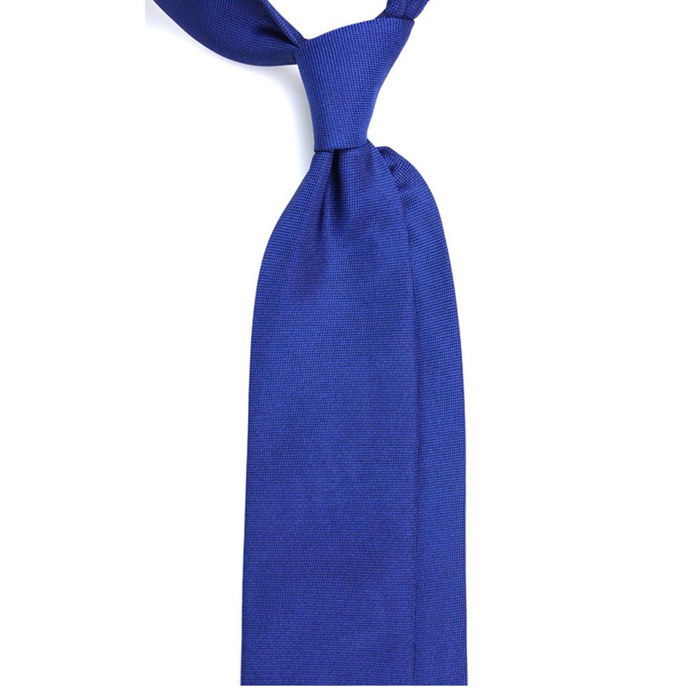 cravatta classic blue