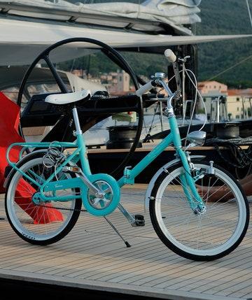 Bicicletta Biscay Green by Acqua dell'Elba