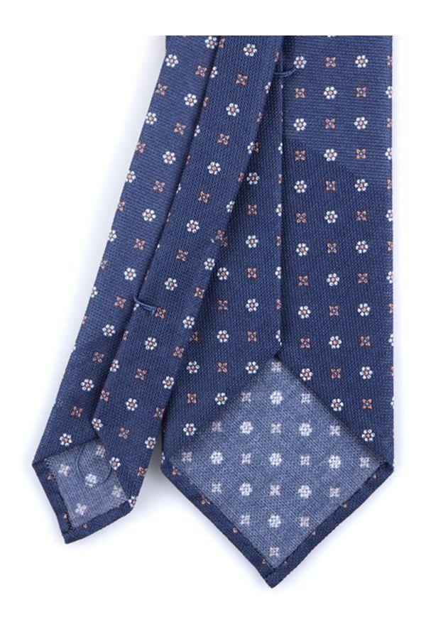cravatta sfoderata estiva