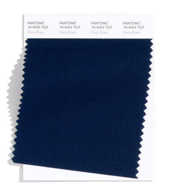 Dress Blues Pantone 2020