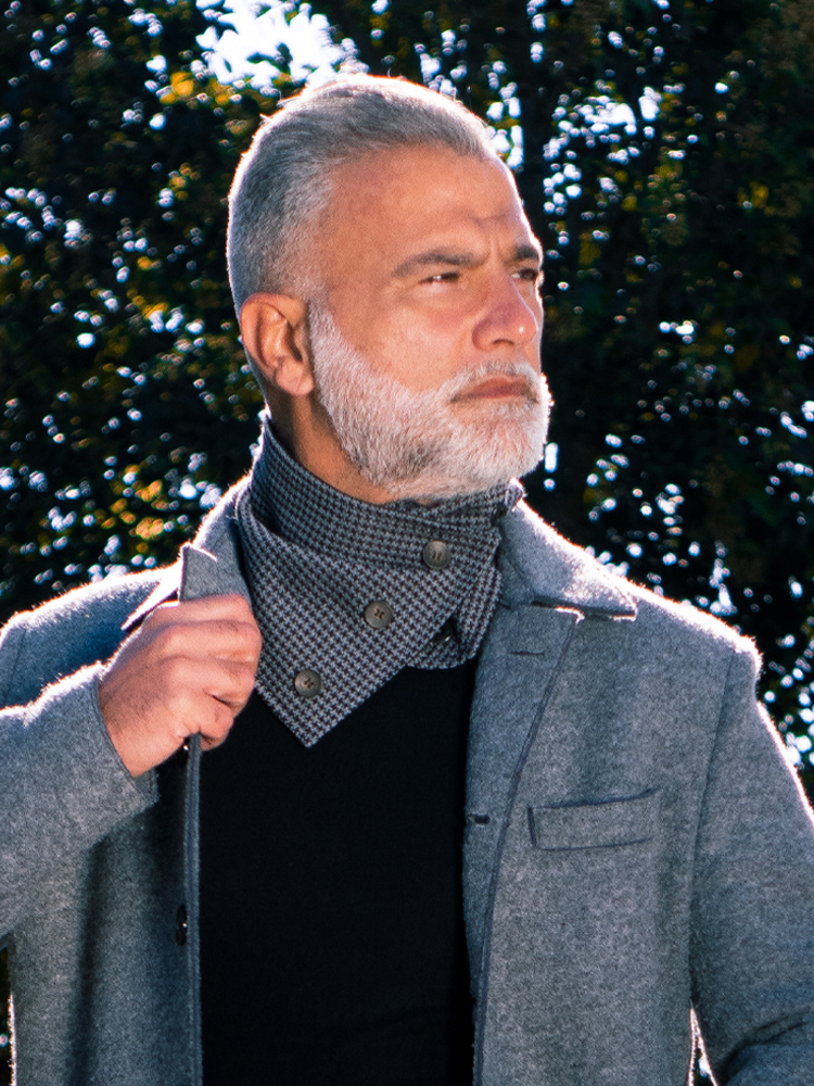 sciarpa moderna dm ties