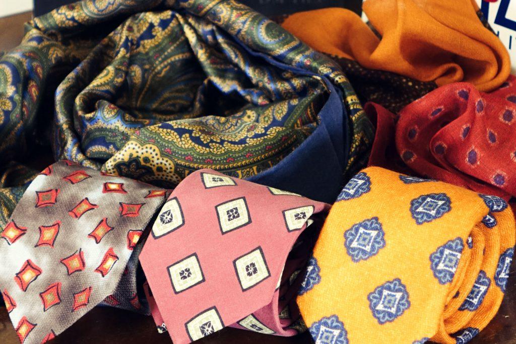 cravatte e accessori abbigliamento dm ties