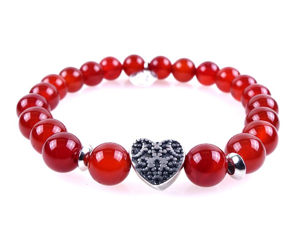 braccialetto pietra san valentino