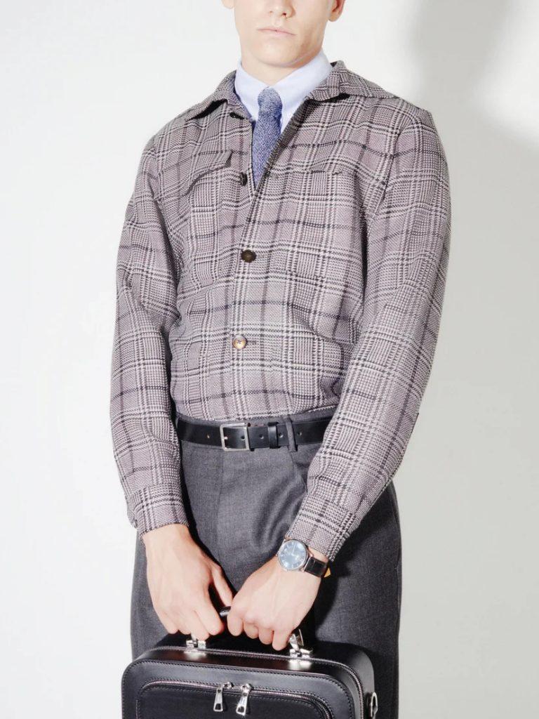 cravatta tricot abbinamento
