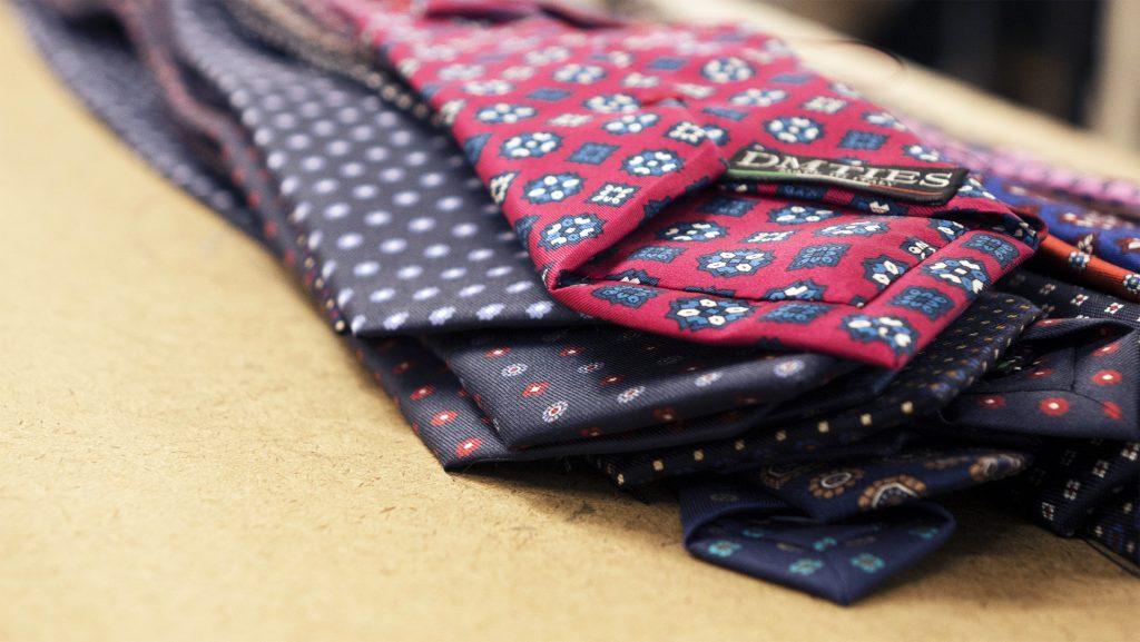cravatta per san valentino