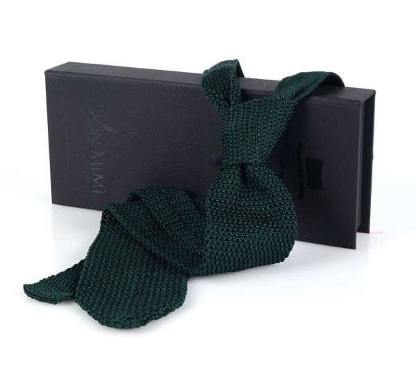 cravatta verde don mimì by dm ties