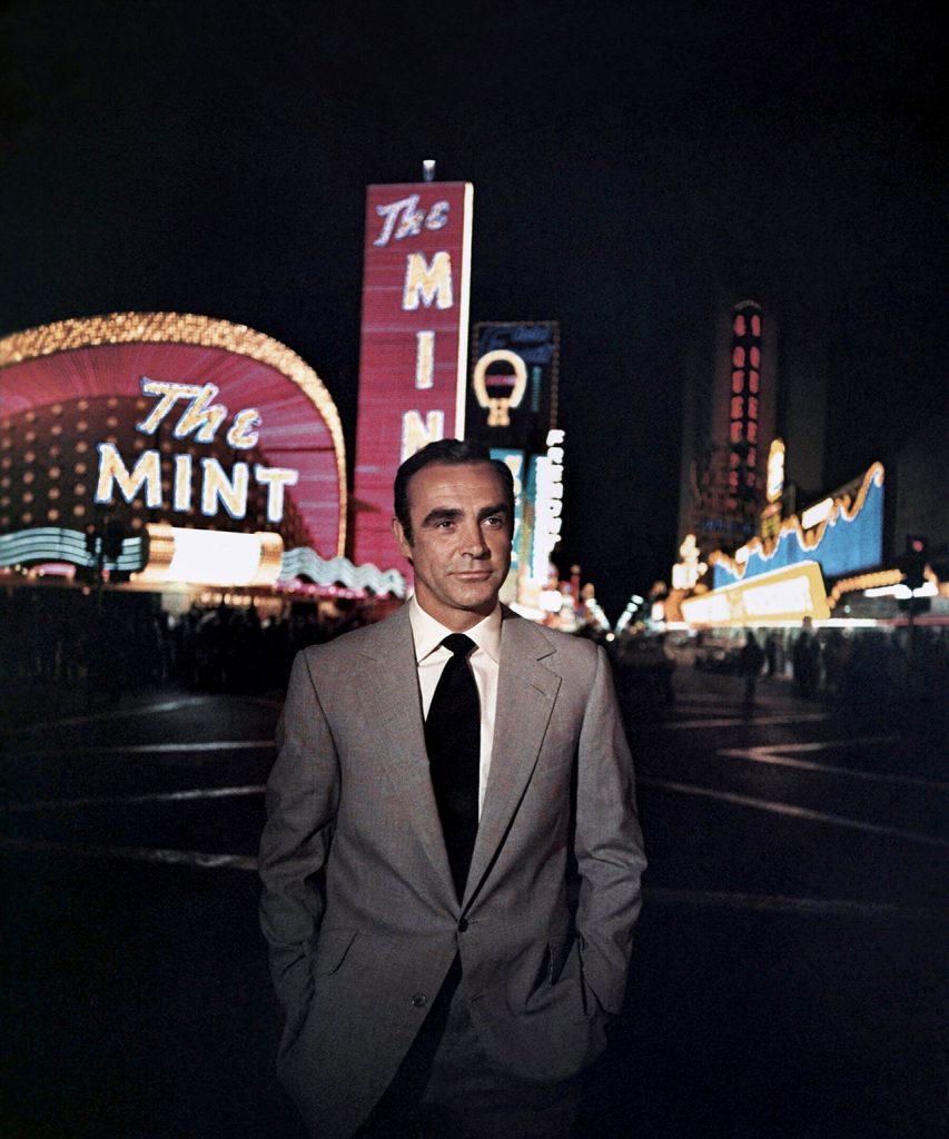 1971. Sean Connery.