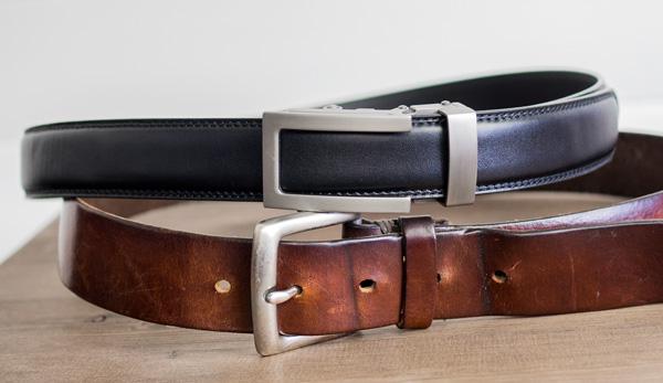 cintura moderna e cintura tradizionale
