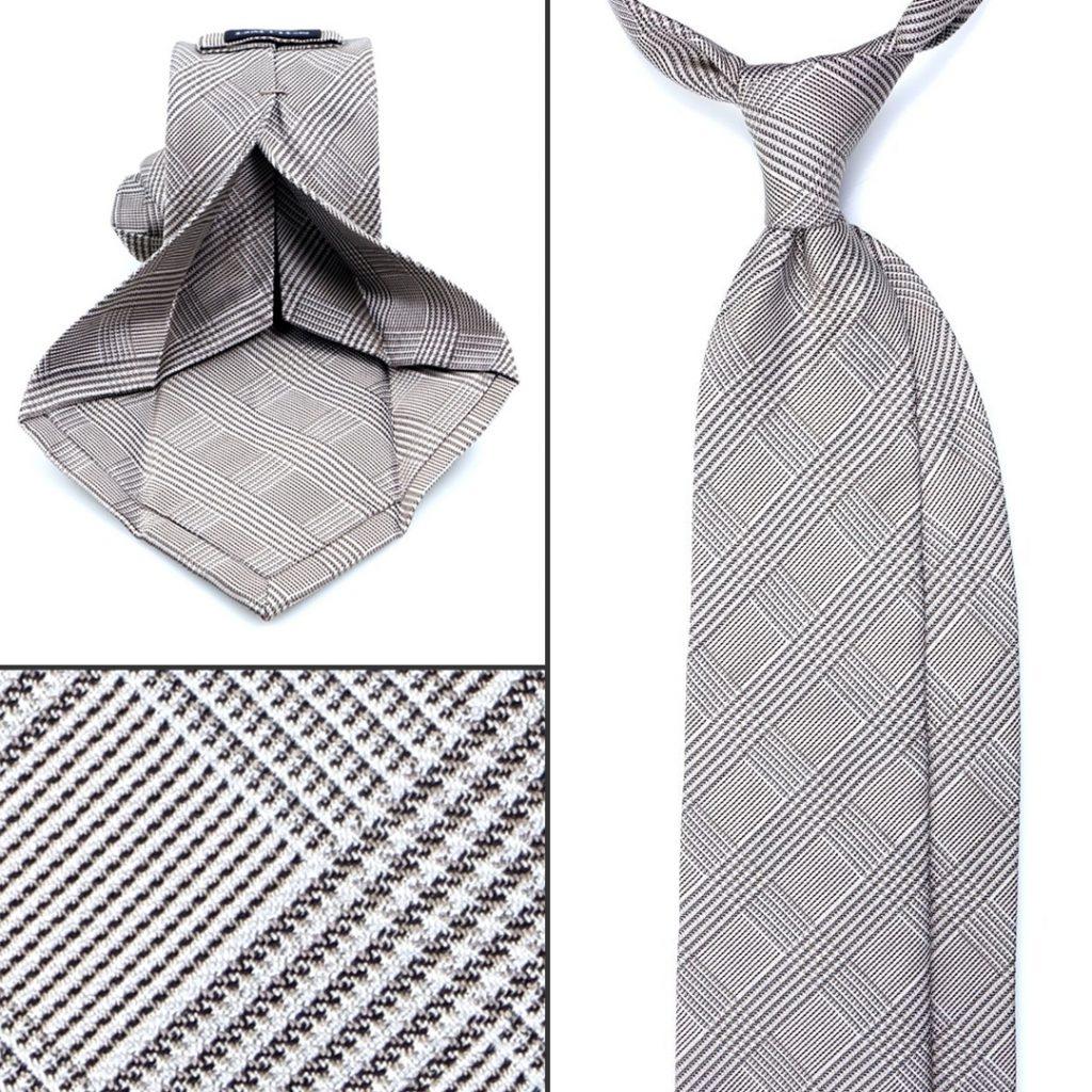 cravatta principe di galles dm ties