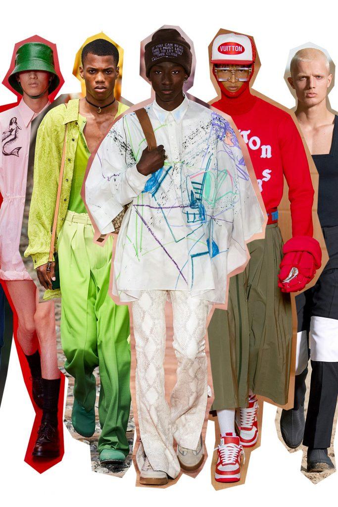 Milano Fashion Week 2021, in scena la moda PE2022